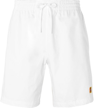 Nike Tennis - Heritage Dri-fit Twill Shorts - White