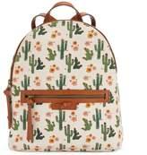 T-Shirt & Jeans T Shirt & Jeans Cactus Canvas Backpack
