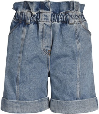 Philosophy di Lorenzo Serafini Elasticated Waist Denim Shorts