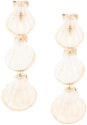 Mercedes Salazar Tropic earrings