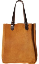 Filson Rugged Suede Tote Tote Handbags