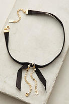 Anthropologie Prim Choker Necklace