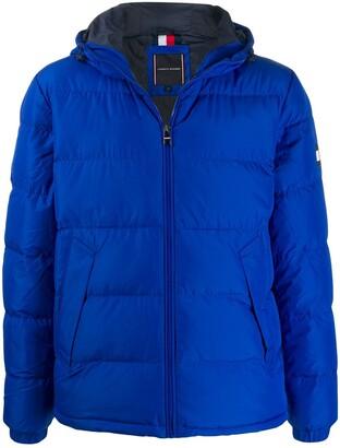 Tommy Hilfiger hooded padded jacket