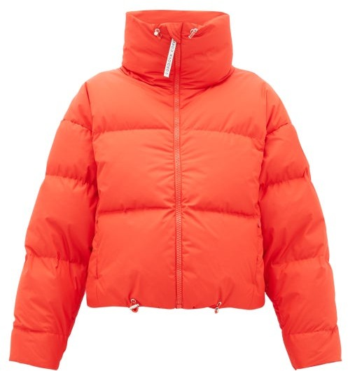 Cordova Mont Blanc Down-filled Jacket - Red