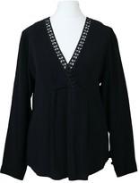 La Petite Francaise Black Top for Women