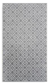 Hudson Park Collection Tile Bath Towel