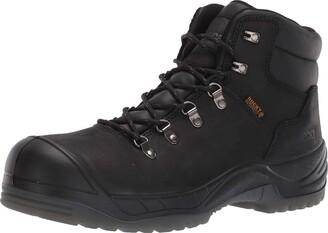 Rocky Men's Worksmart Composite Toe Waterproof Work Boot Ankle