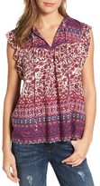 Lucky Brand Women's Lucy Top