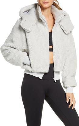 Alo Foxy Faux Fur Jacket