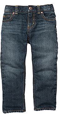 Osh Kosh Straight-Fit Jeans - Boys 4-7