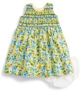 Isabel Garreton Infant Girl's Floral Print Sleeveless Dress