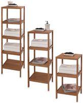 Creative Bath EcoStyles Shelf Bamboo Tower