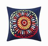 Josie Hollywood Boho Square Pillow, 20 x 20