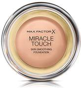 Max Factor Miracle Touch Liquid Illusion Foundation, No., 0.38 Ounce