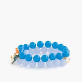 J.Crew Girls' gumball charm bracelet