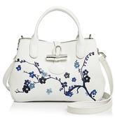 Longchamp Roseau Sakura Crossbody