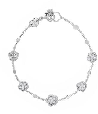 Pasquale Bruni 18kt white gold Figlia dei Fiori diamond bracelet