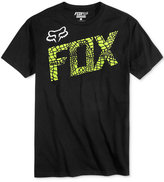 Fox Men's Grav Fill Logo-Print T-Shirt