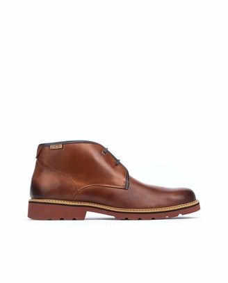 PIKOLINOS Leather Ankle Boots Bilbao M6E