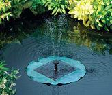 Solar Island Fountain