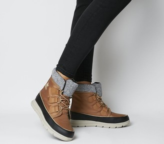 Sorel Explorer Carnival Boots Elk