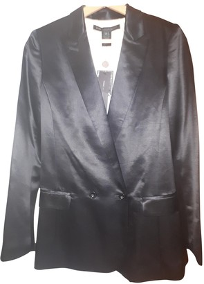 Marc by Marc Jacobs Black Silk Jacket for Women