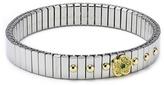 "Nomination Women ""s Bracelet Medium Yellow / 042223 / 017 / Green"