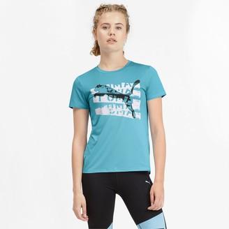 Puma Be Bold Women's Graphic Tee