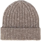 Pringle ribbed knit beanie