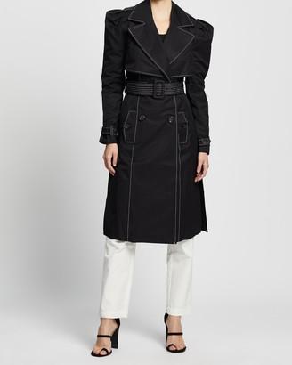 Misha Collection Rella Trench Coat
