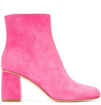 RED Valentino RED(V) ankle booties