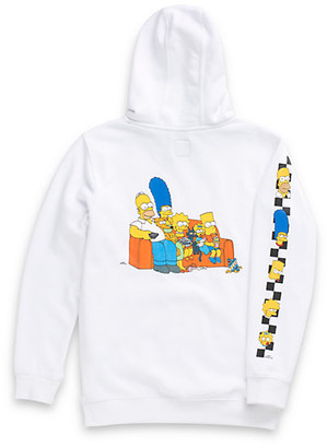 Vans The Simpsons x Boys Family Pullover Hoodie