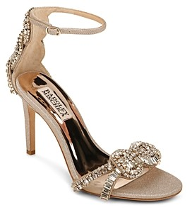 Badgley Mischka Women's Zadie Strappy High Heel Sandals