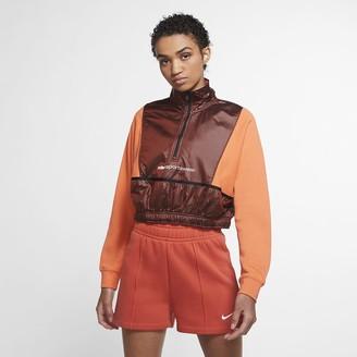Nike Women's 1/4-Zip Top Sportswear