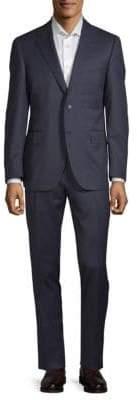 Canali Classic Notch Lapel Suit