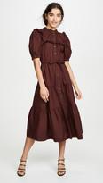 Sea Rumi Tiered Dress