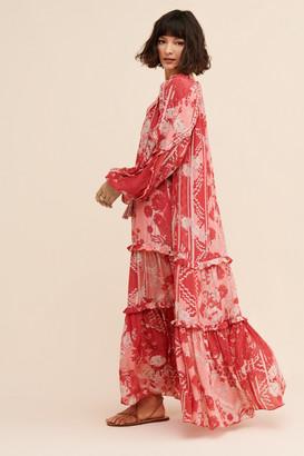 CHUFY Paracas Caftan Dress