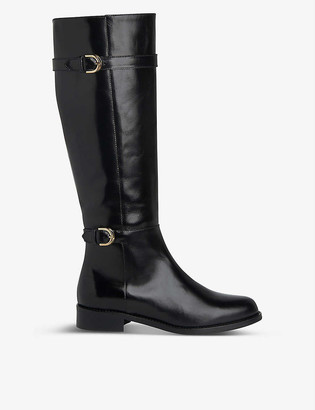 LK Bennett Bryn knee-high leather boots