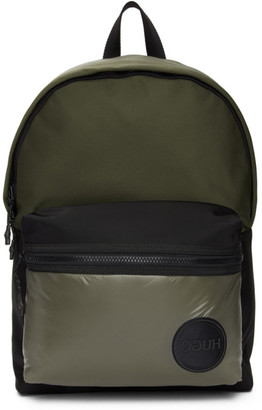 HUGO BOSS Multicolor Record Backpack