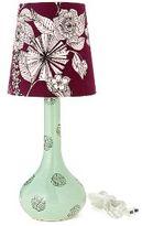Ceramic Lamp, Menta