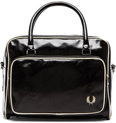 Fred Perry Classic Holdall in Black.
