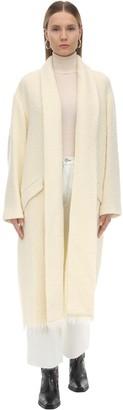 Etoile Isabel Marant Faby Wool Blend Coat