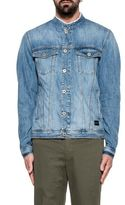 Dondup Blue Guru Denim Jacket