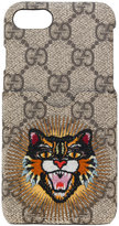Gucci Angry Cat print iPhone 6/7 case