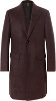 Ermenegildo Zegna - Unstructured Double-faced Alpaca-blend Coat
