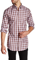 Peter Millar Plaid Long Sleeve Regular Fit Shirt