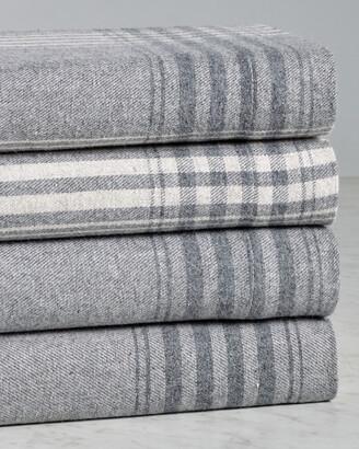 Belle Epoque Flannel Sheet Set