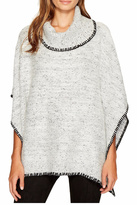 Bishop + Young Dolman Speckled Poncho