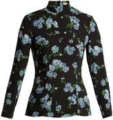 Emilia Wickstead Rhonda floral-print blouse