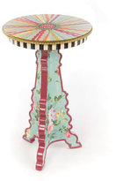 Mackenzie Childs MacKenzie-Childs Rickrack Table